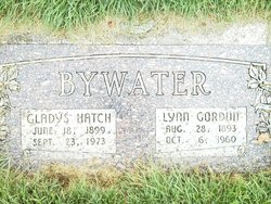 Gladys <i>Hatch</i> Bywater