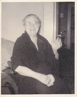 Ida Mae Tida <i>Ashby</i> Stewart