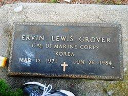 Ervin Lewis Grover