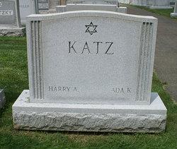 Harry A. Katz