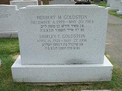 Shirley <i>Frankel</i> Goldstein