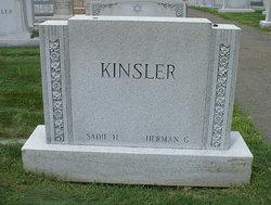 Sadie <i>Hoff</i> Kinsler