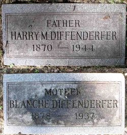 Blanche J <i>Guest</i> Diffenderfer