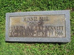 Minnie Bell Bennett