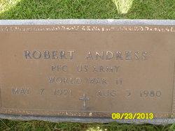 Robert A Andress