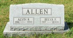 Belva F <i>Dufford</i> Allen