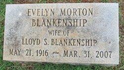 Evelyn <i>Morton</i> Blankenship