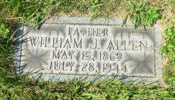 William J Allen