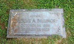 Mollie A. Billings