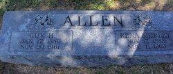 Rena <i>Shirley</i> Allen