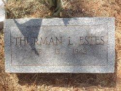 Thurman L Estes