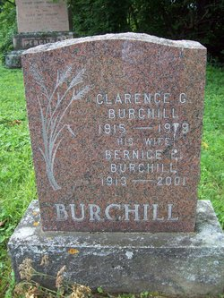 Clarence C Burchill