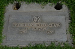 Ralph Espiritu Abad