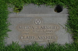 Mrs Claire Abshire