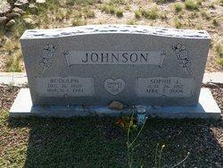 Sophie Louise <i>Irwin</i> Johnson