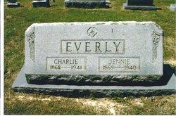 Ora Jennie <i>Brown</i> Everly
