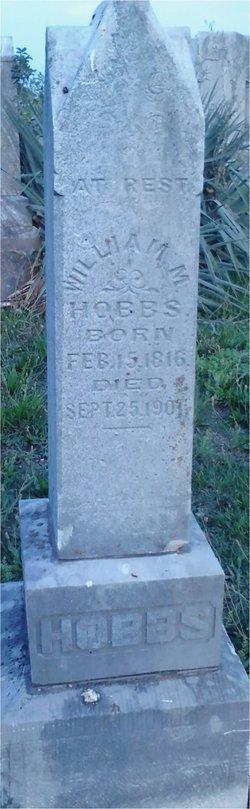 William M. Hobbs