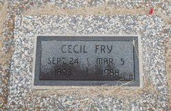 Cecil Fry