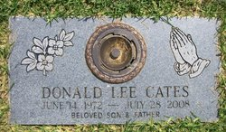 Donald Lee Cates