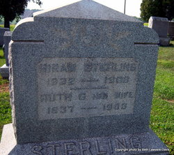 Ruth G <i>Ernst</i> Sterling