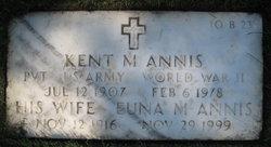 Kent Miller Annis