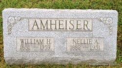 Nellie A <i>Wilkinson</i> Amheiser