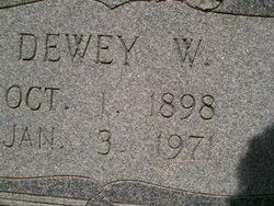 Dewey Wesley Grantham, Sr