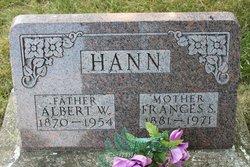 Albert W. Hann