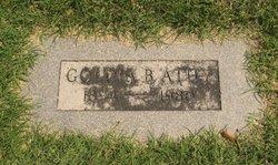 Goldia Beatrice <i>Parmer</i> Athy