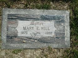 Mrs Mary Elizabeth <i>Poulsen</i> Hill