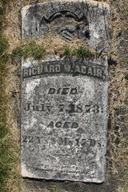 Richard W. Adair