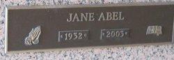 Jane Barbara <i>Kedrowski</i> Abel