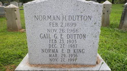 Gail <i>Eby</i> Dutton