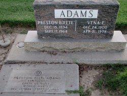 Preston Ellis Pete Adams
