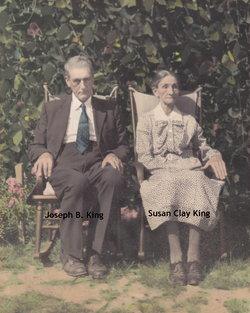 Susan U. <i>Clay</i> King