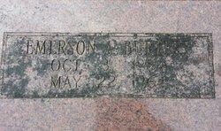 Emerson A Jumbo Burkert