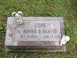 Minnie B. Beaver