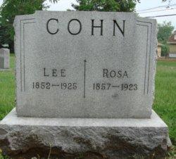 Rosa <i>Straus</i> Cohn