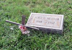 Alice G Meador