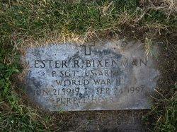 Lester R Bixenman