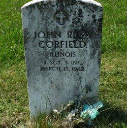 John Riley Corfield