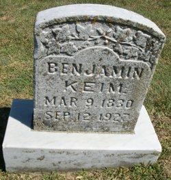 Benjamin Keim