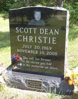 Scott Dean Christie