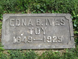 Edna Betts <i>Toy</i> Ives Henchman