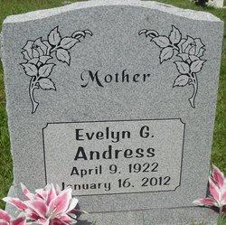 Evelyn Geneva Andress