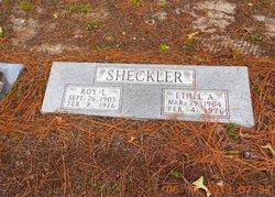 Roy Laverne Sheckler
