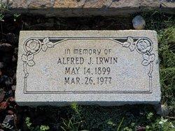 Alfred James Irwin