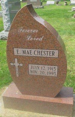 E Mae <i>Fitzgerald</i> Chester