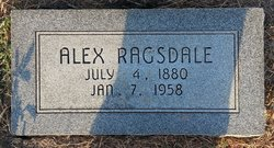 Alexander Morrison Ragsdale