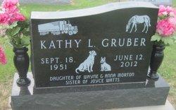 Kathy L <i>Morton</i> Gruber